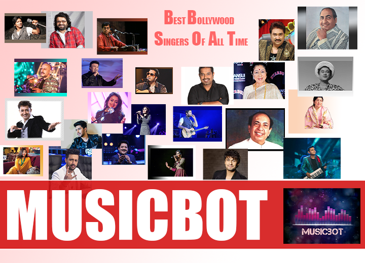 Best Bollywood Singers Of All Time Musicbot In Tum hi ho maata pita tum hi ho.a famous prayer movie : musicbot