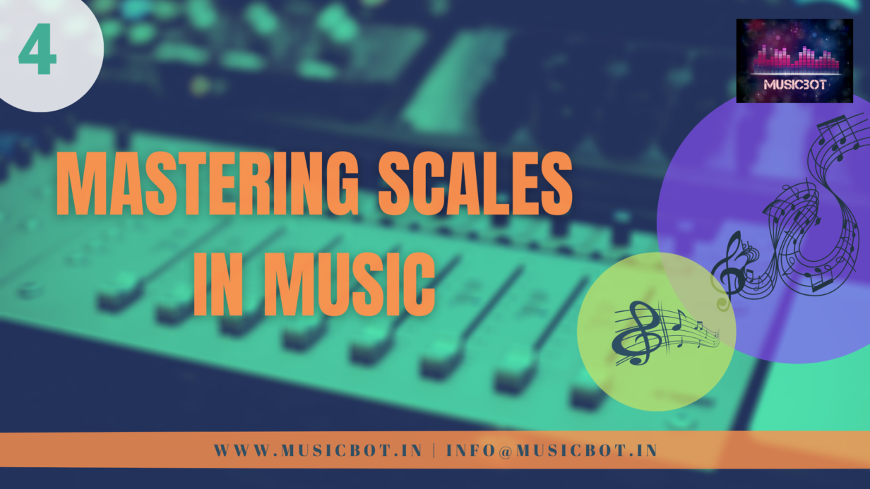 Mastering Scales In Music