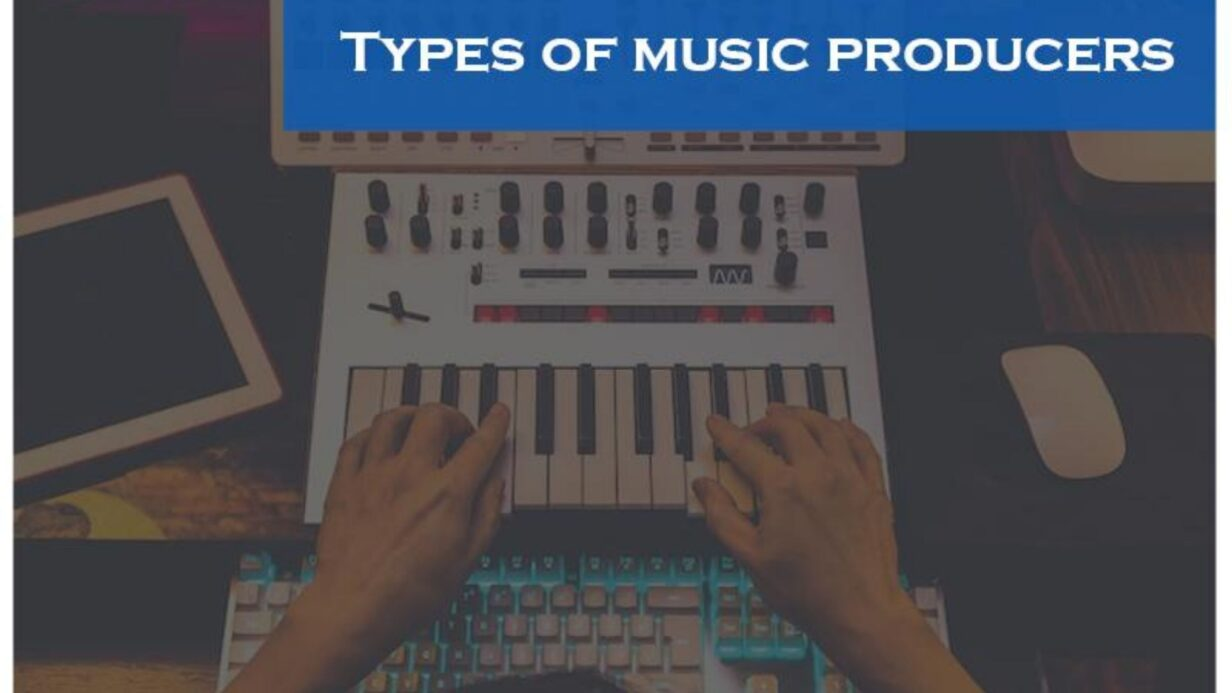 types-of-music-producers